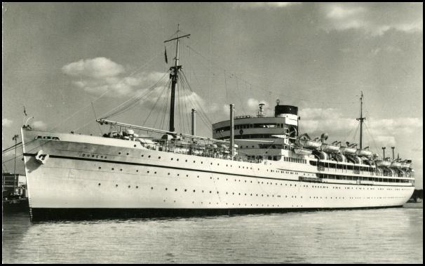JOHN COULTHARDS BISN CRUISE SHIPS - Educational cruise ships